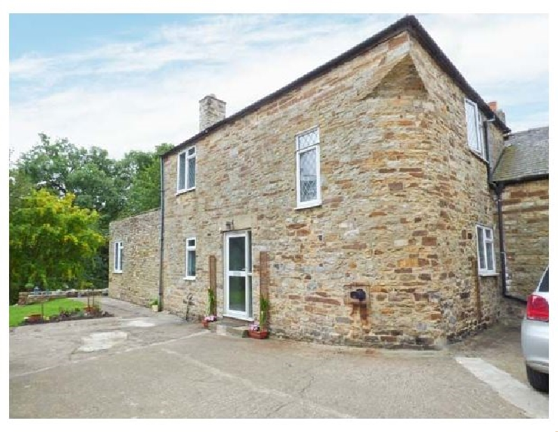 Bilberry Nook Cottage a british holiday cottage for 4 in ,