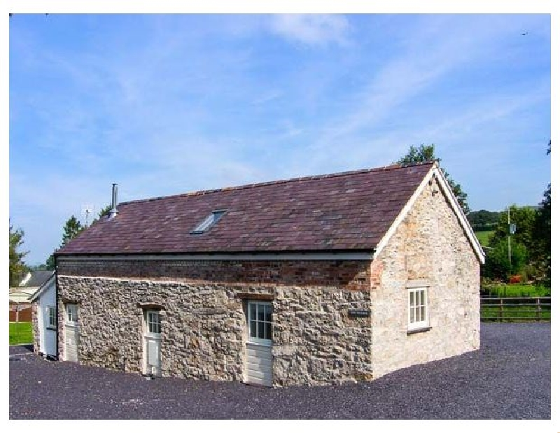 Nant yr Hendre a british holiday cottage for 6 in ,