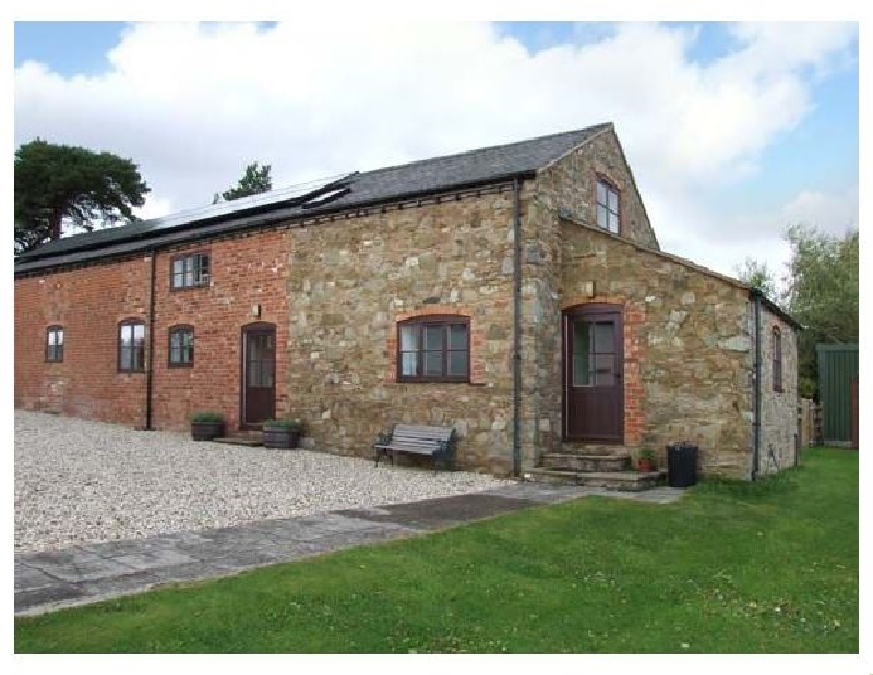 Hope Hall Barn a british holiday cottage for 4 in ,