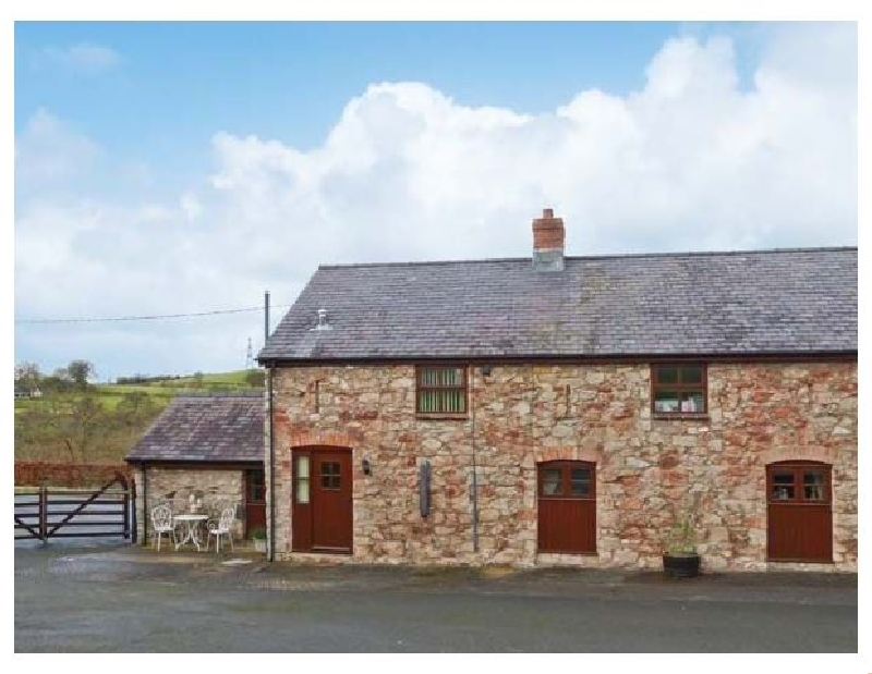 Graig Fawr Cottage a british holiday cottage for 2 in ,