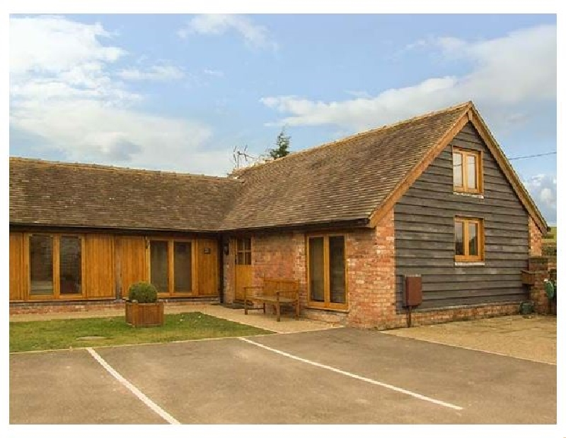 The Hay Loft a british holiday cottage for 6 in ,