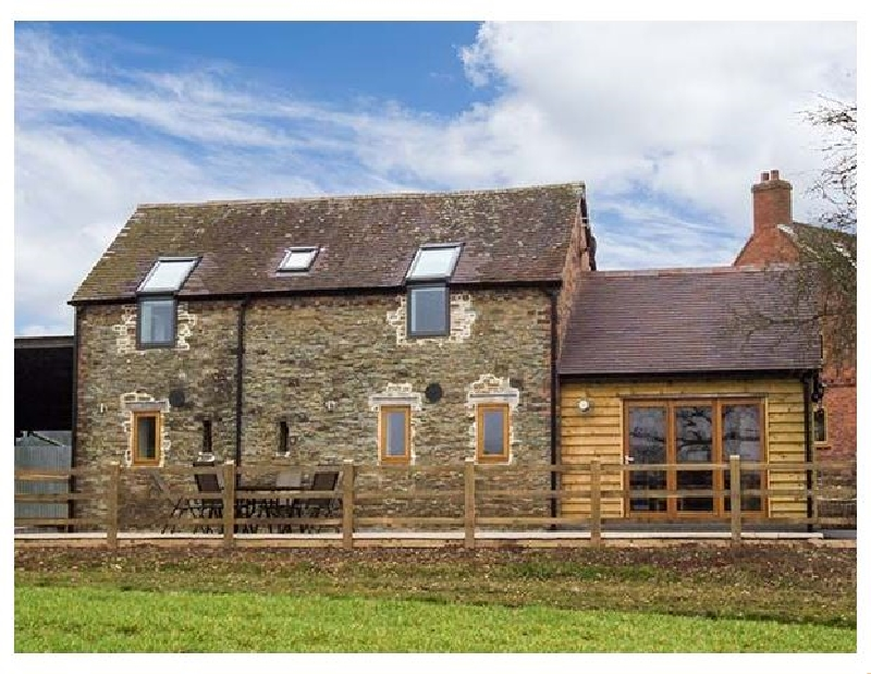 The Old Byre a british holiday cottage for 4 in ,