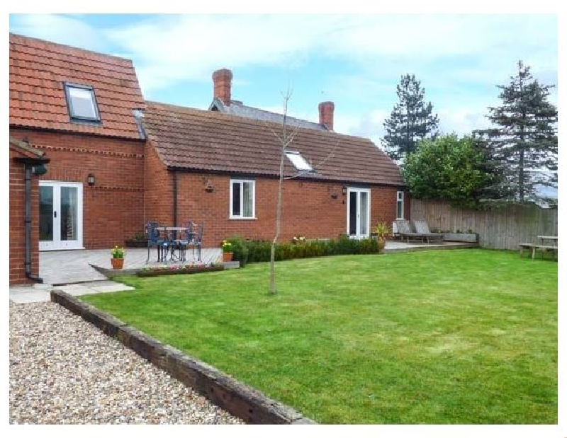 The Barn Ivy Cottage a british holiday cottage for 6 in ,