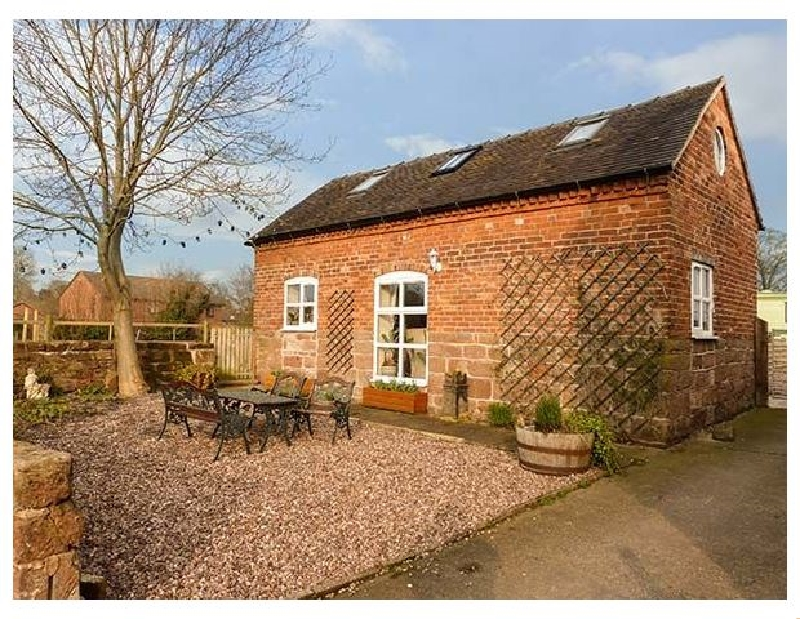 Folly Foot Barn a british holiday cottage for 2 in ,