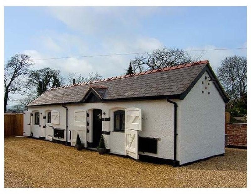 The Old Piggery a british holiday cottage for 2 in ,