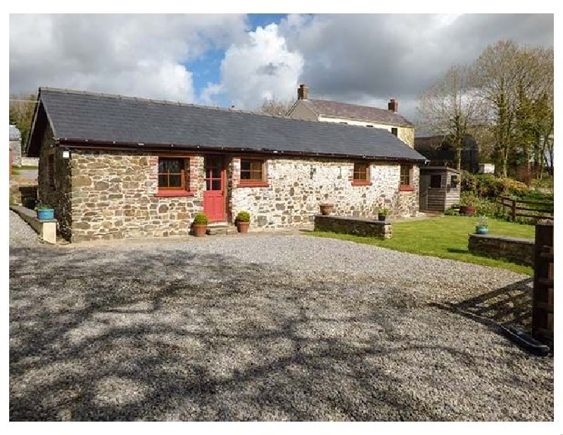 Cilwen Fach a british holiday cottage for 3 in ,
