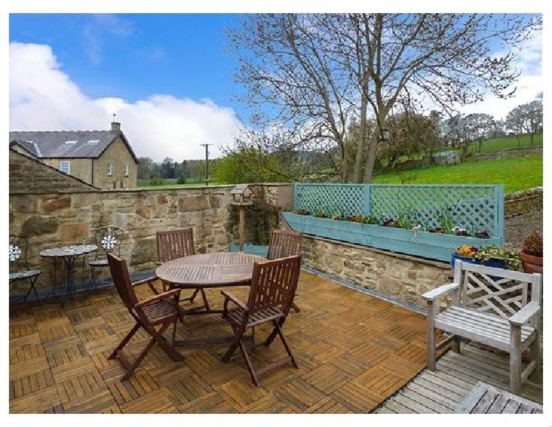 Monksmoor House a british holiday cottage for 8 in ,