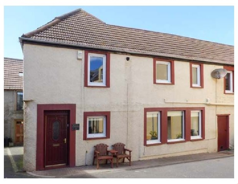 Creel Cottage a british holiday cottage for 5 in ,