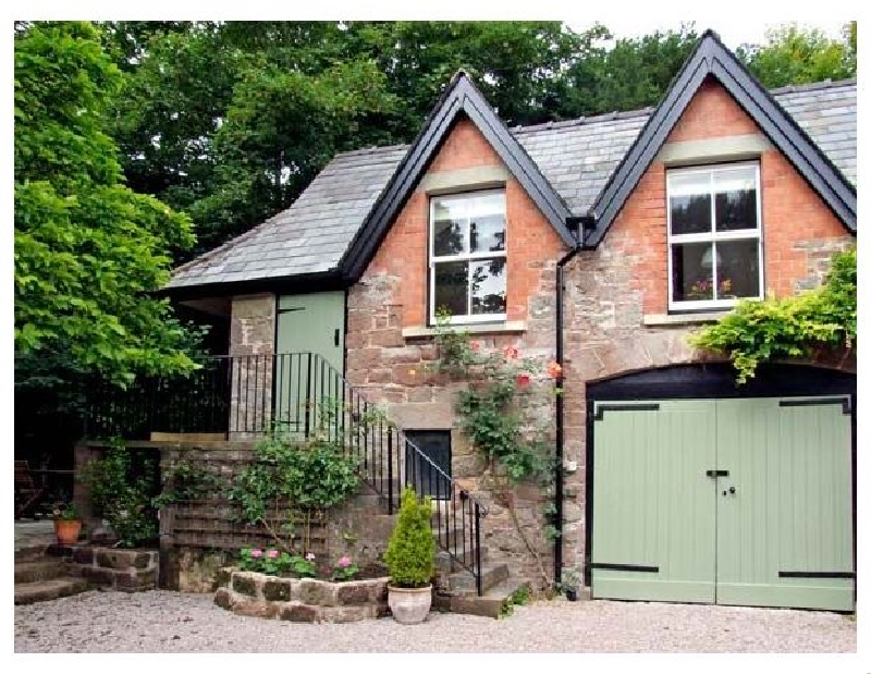 Granton Coach House a british holiday cottage for 2 in ,