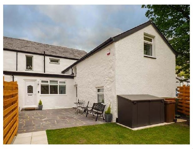 Bwthyn Y Nant a british holiday cottage for 4 in ,