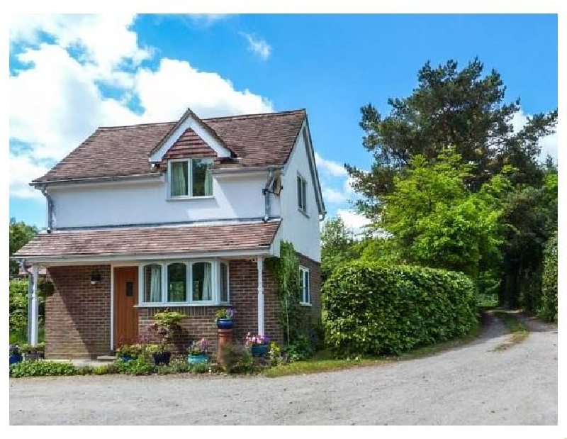 Wood Glen Cottage a british holiday cottage for 2 in ,