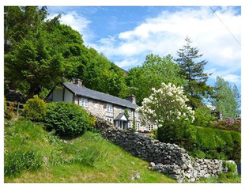 Haulfryn a british holiday cottage for 4 in ,
