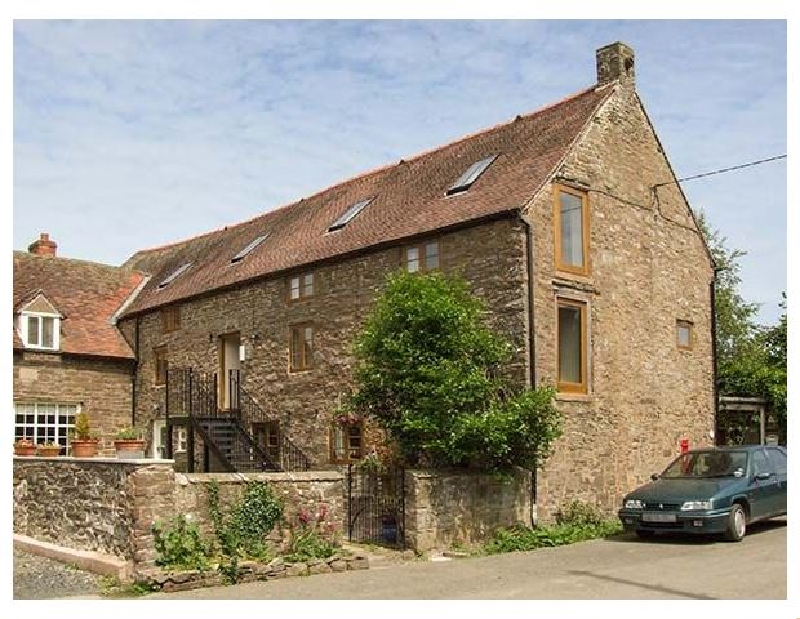 The Barley Store a british holiday cottage for 4 in ,