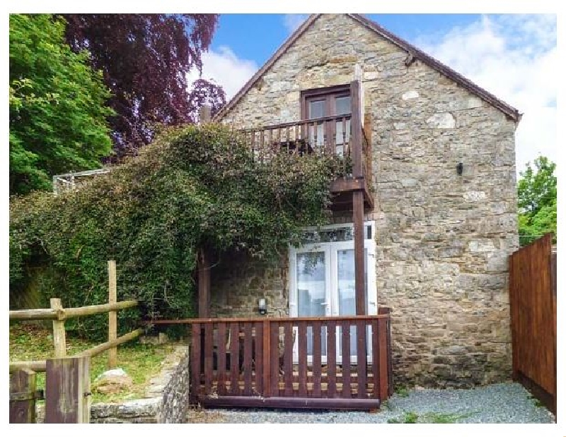 The Hayloft a british holiday cottage for 10 in ,