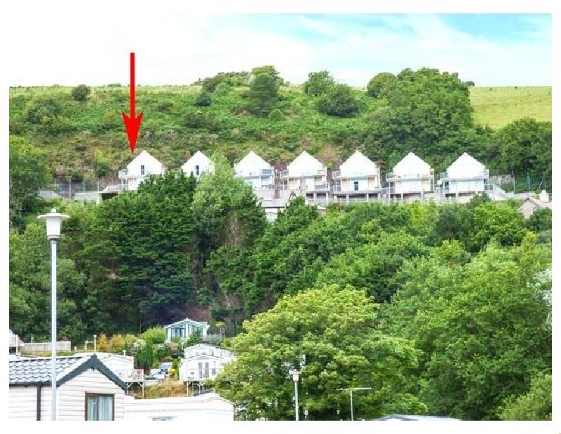 Cliff Top View a british holiday cottage for 4 in ,
