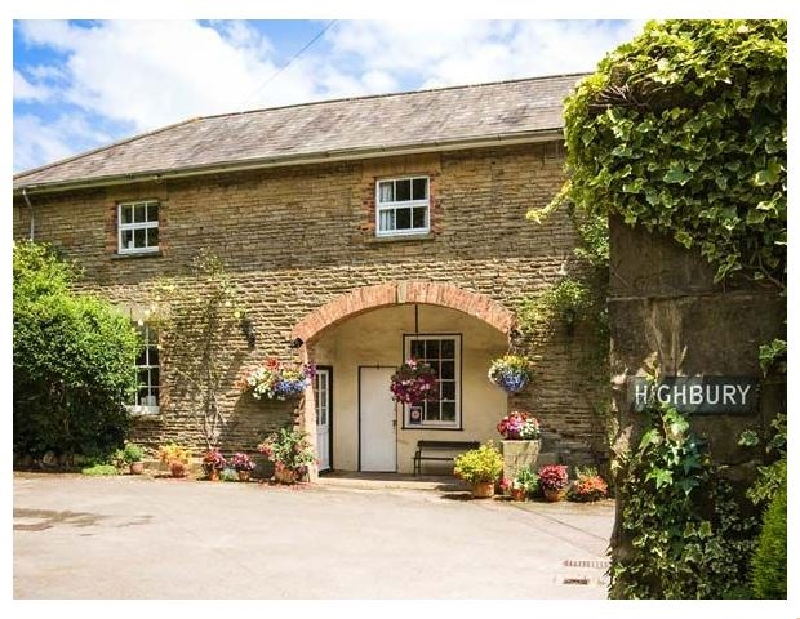 Stable Apartment a british holiday cottage for 4 in ,