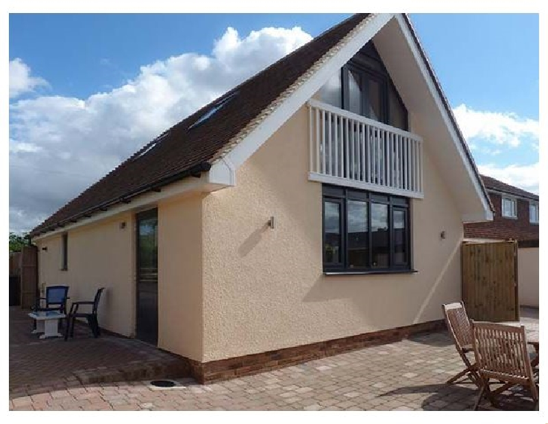 The Willows a british holiday cottage for 4 in ,