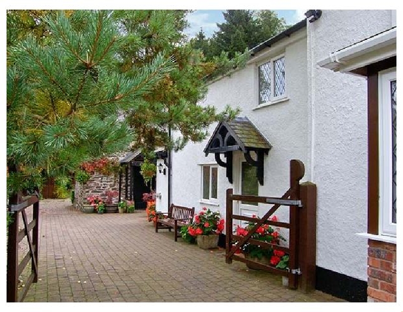 The Little White Cottage a british holiday cottage for 2 in ,