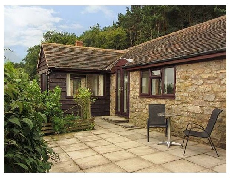 Burrows End a british holiday cottage for 2 in ,