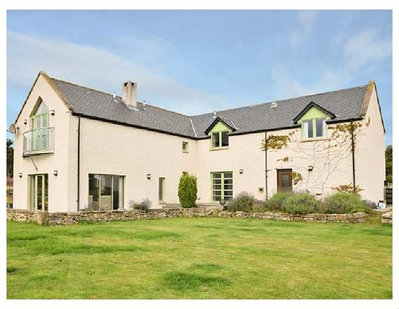 Strathnaver a british holiday cottage for 8 in ,