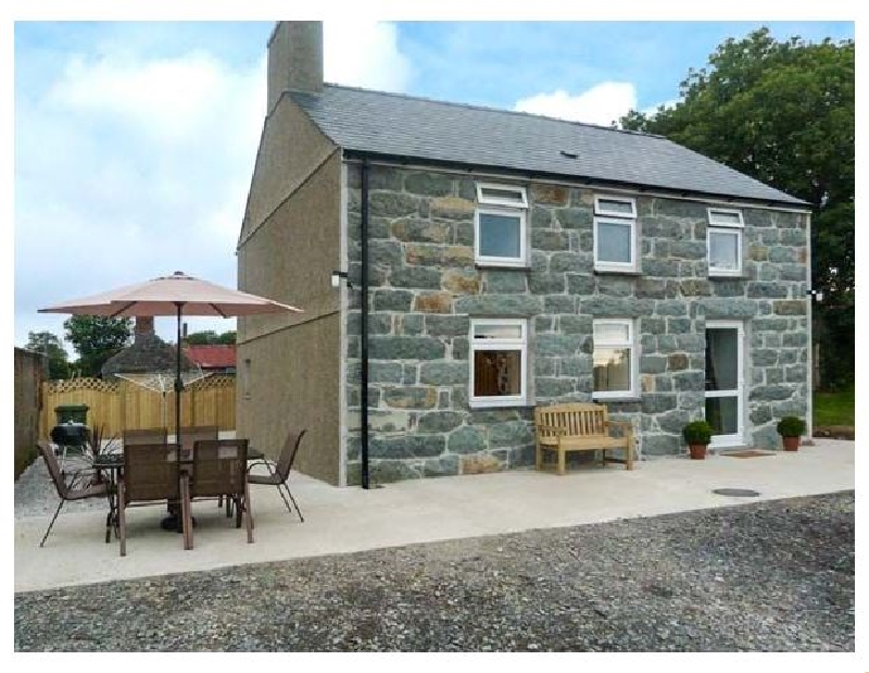 Prys Mawr a british holiday cottage for 6 in ,