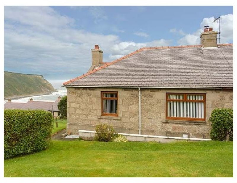 Gamrie Brae Cottage a british holiday cottage for 5 in ,
