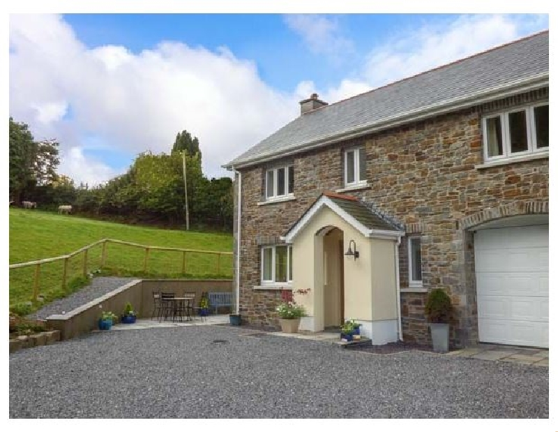 Penallt-Isaf a british holiday cottage for 4 in ,