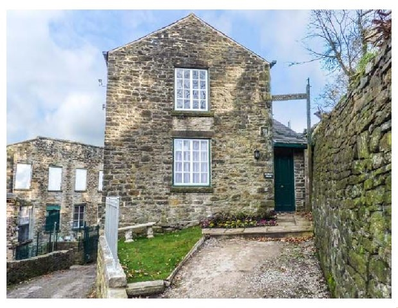 The Fireman's House a british holiday cottage for 4 in ,