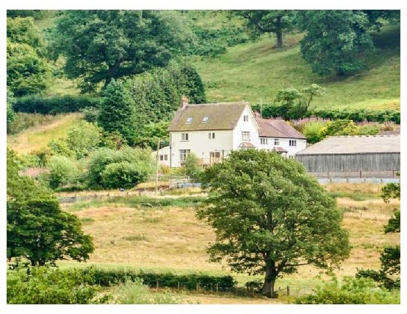 Huglith Farm a british holiday cottage for 7 in ,