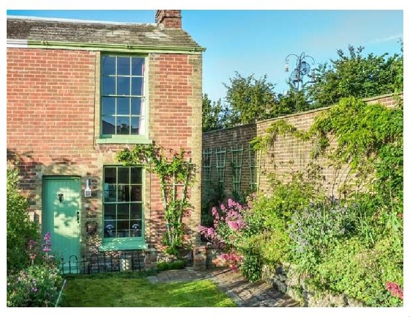 Sage Cottage a british holiday cottage for 3 in ,