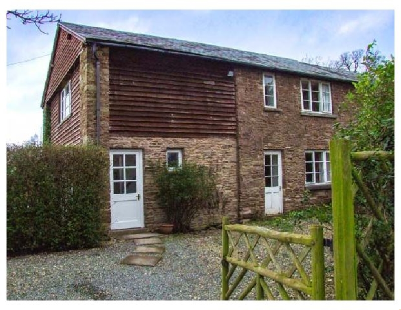 Click here for more about Wheelbarrow Cottage