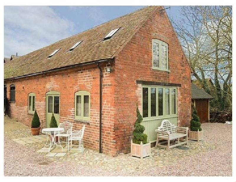 Ham's House a british holiday cottage for 2 in ,