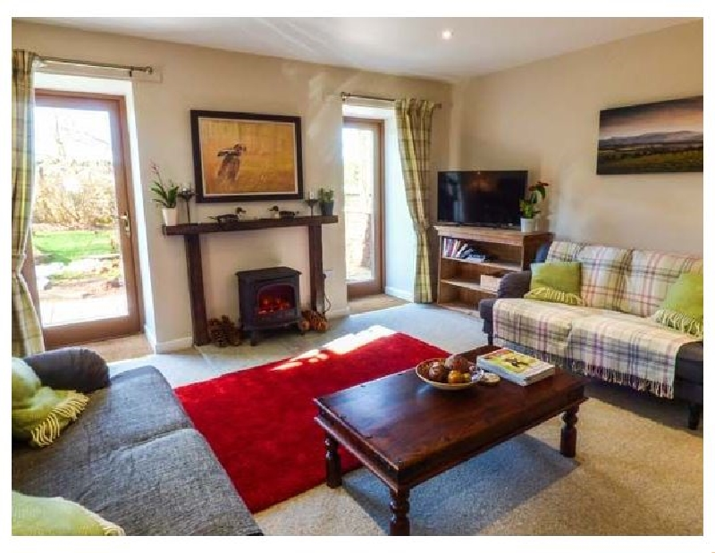 The Garden House a british holiday cottage for 2 in ,