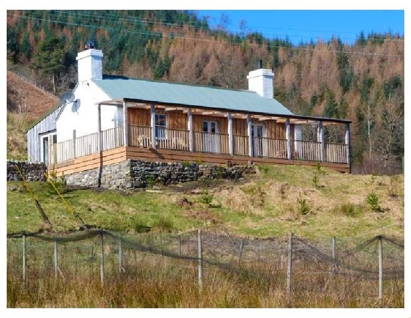 Druidaig Cottage a british holiday cottage for 4 in ,