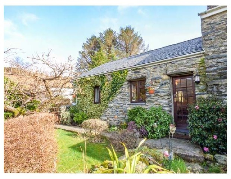 Cwm Caeth Cottage a british holiday cottage for 2 in ,