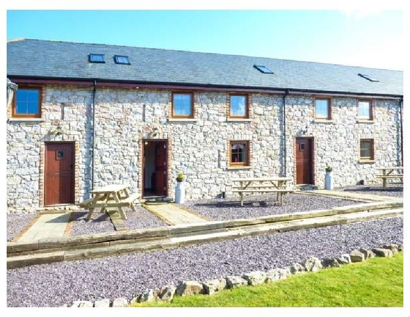 Bwthyn Y Wennol a british holiday cottage for 4 in ,