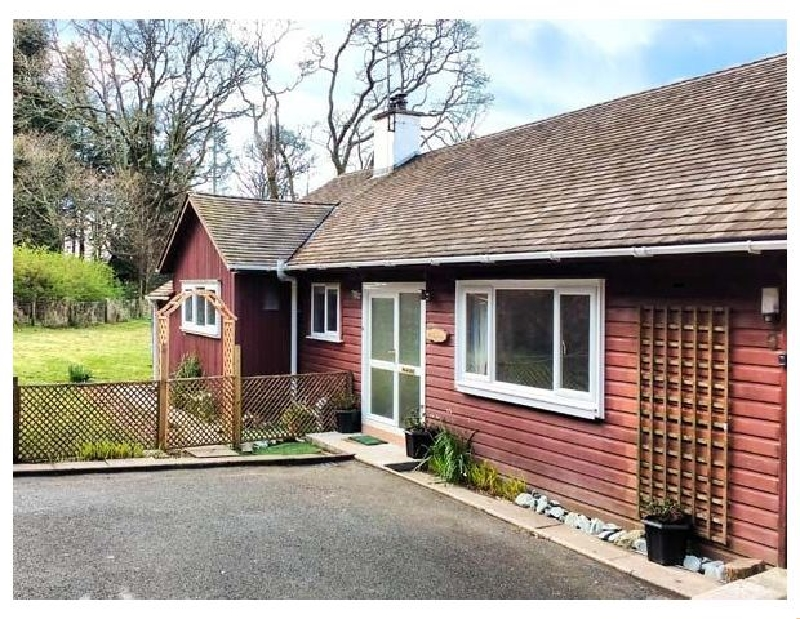 Craiglure a british holiday cottage for 5 in ,