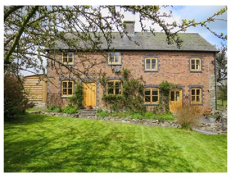 Byrdir Cottage a british holiday cottage for 8 in ,