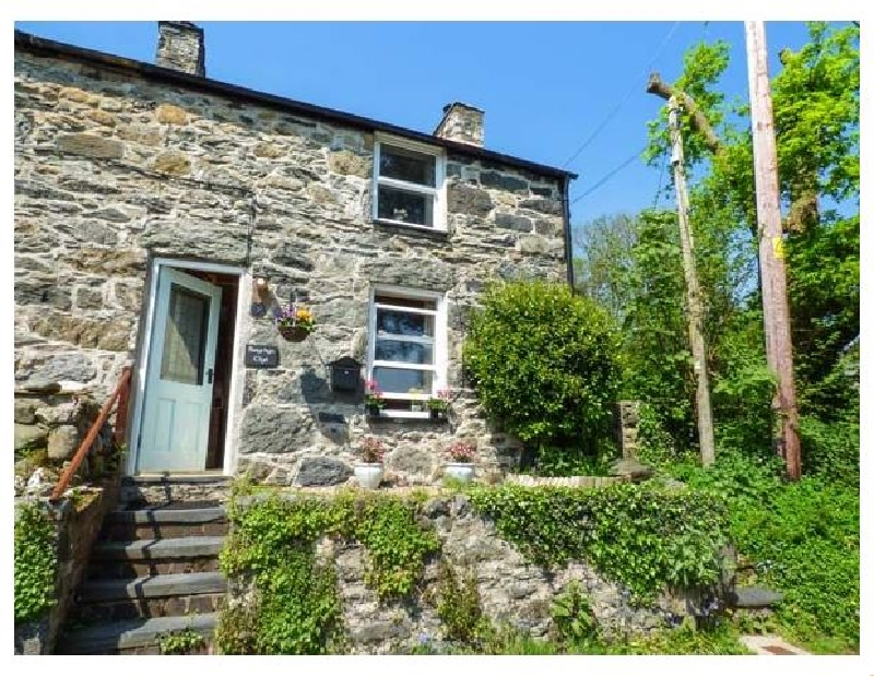 Bwythyn Clyd a british holiday cottage for 4 in ,