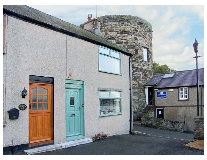 Jasmin Cottage a british holiday cottage for 2 in ,