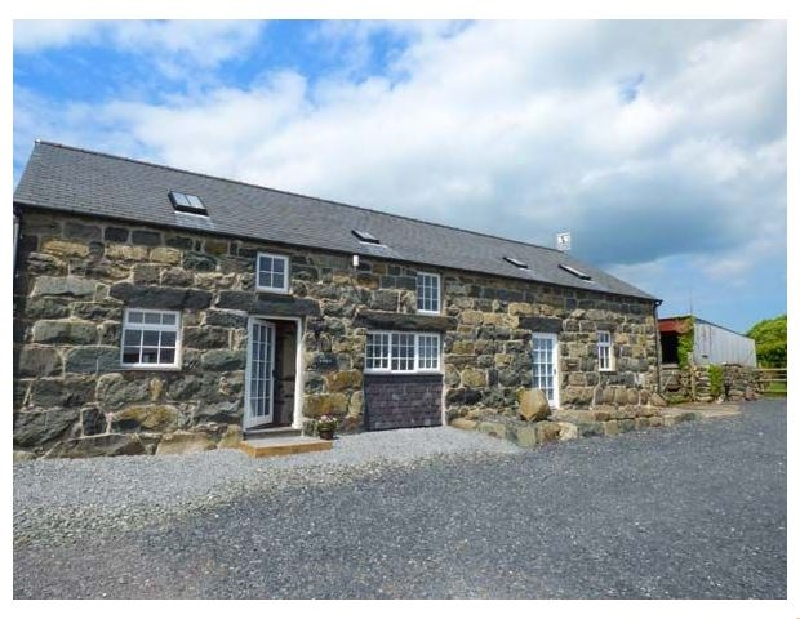 Y Stabal a british holiday cottage for 4 in ,