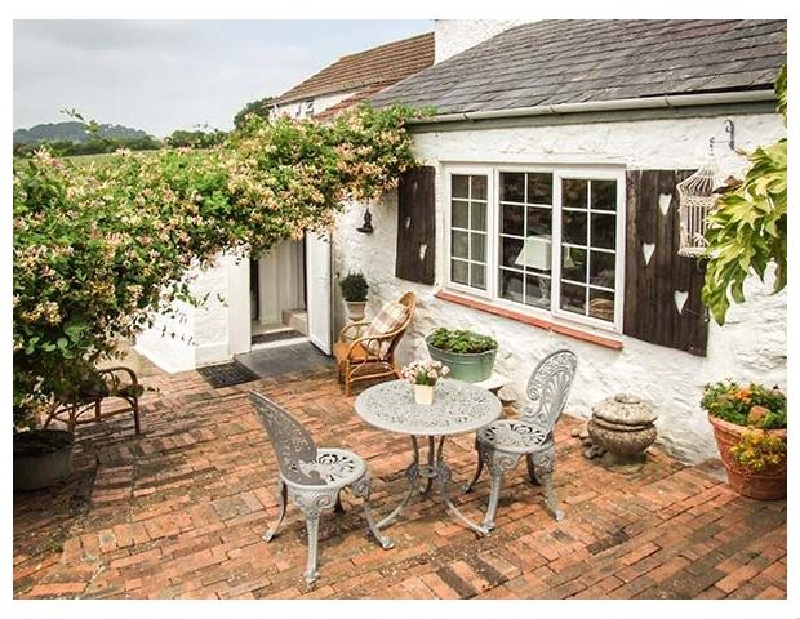 Little Marstow Farm Cottage a british holiday cottage for 3 in ,