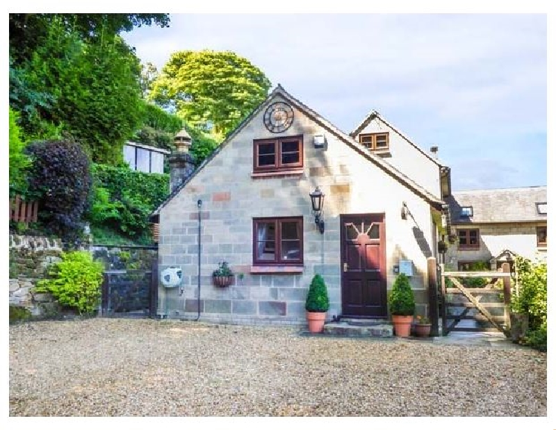 Stalkers Cottage Annexe a british holiday cottage for 2 in ,