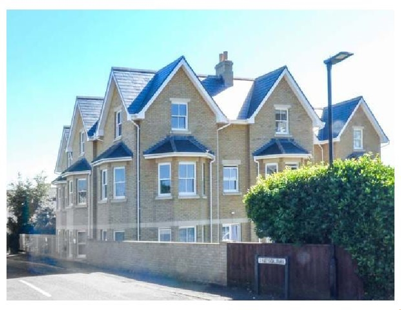 Flat 8 Hazelhurst a british holiday cottage for 2 in ,