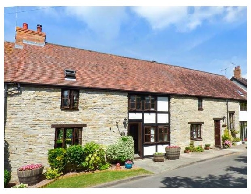 West End Barn a british holiday cottage for 4 in ,