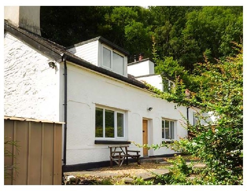2 Ysgubor Gerrig a british holiday cottage for 4 in ,