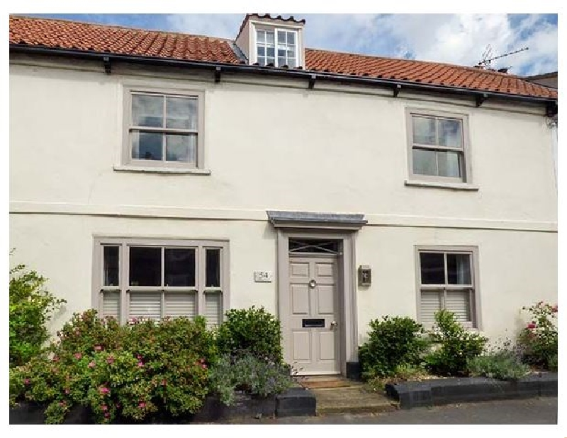 54 Bridge Street a british holiday cottage for 10 in ,