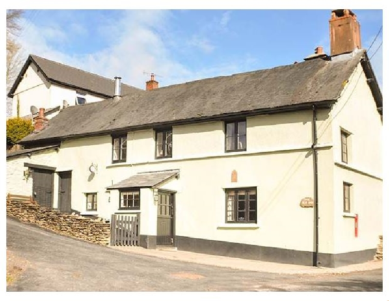 Click here for more about The Old Inn Cottage Exmoor