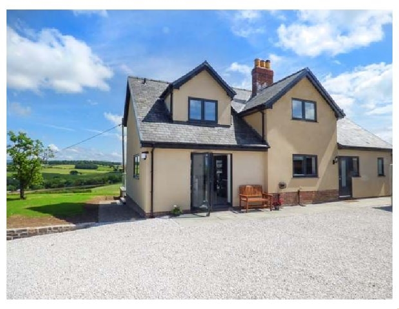 Caeau Mawr a british holiday cottage for 8 in ,