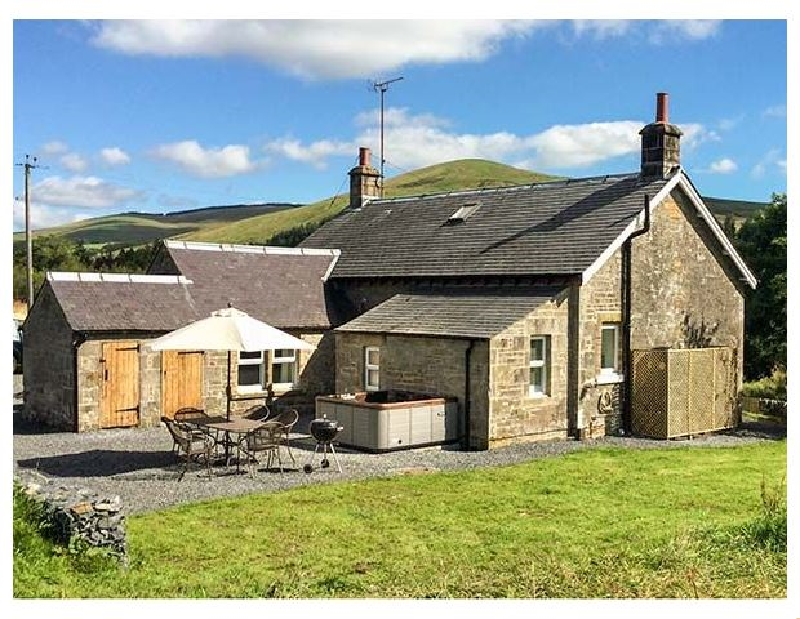 Netherraw a british holiday cottage for 6 in ,